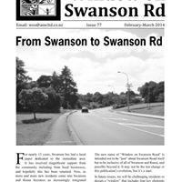 Window on Swanson rd